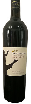 Changjishi Julong Winery, Boai Manor Cabernet Sauvignon, Changji, Xinjiang, China 2015